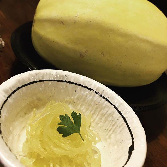 糸瓜の酢の物